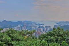 Tko town, hk at 2016 Stock Image