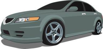 TL de Sedan van Acura van de Luxe stock illustratie