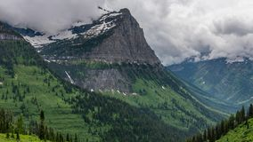 TL Glacier - going to the sun road