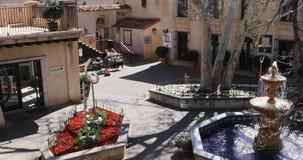 Tlaquepaque Arts & Shopping Villagein Sedona, United States 4K