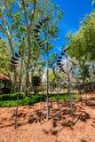 Tlaquepaque-Dorf Sedona Stockfotografie