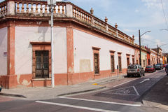 Tlaquepaque, Mexico. Is a charming artistic suburb to the east of Guadalajara Royalty Free Stock Photography