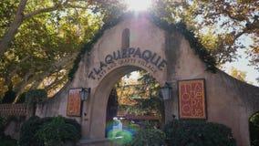 Tlaquepaque Shopping District in Sedona Arizona