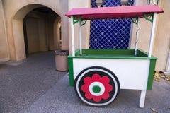Tlaquepaque Spanish Arts and Crafts Village Street Detail Sedona Arizona USA royalty free stock images