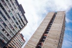 Tlatelolco, Cidade do M?xico foto de stock royalty free