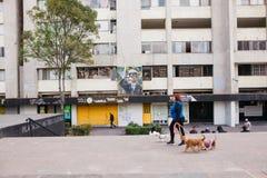 Tlatelolco, Ciudad de M?xico imagen de archivo