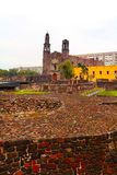 Tlatelolco III Royalty Free Stock Images