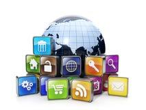 Téléchargez le mobile Image stock