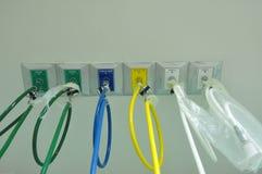 Tlenu kabel obrazy stock