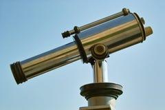 Télescope Photo libre de droits