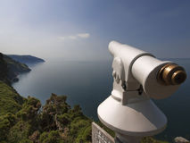 Télescope Image stock