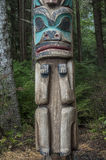 Tlingit culture Royalty Free Stock Photos