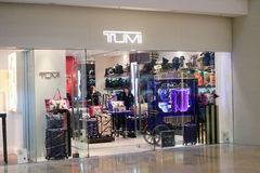TLM shop in Hong Kong Stock Photo