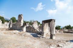 Tlos Ancient City Stock Photography
