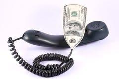 téléphone de facture Image stock