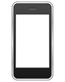 Téléphone portable générique d'écran tactile Image stock