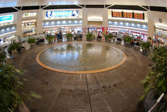 TLV de terminal de Ben Gurion Images libres de droits