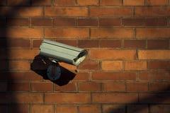 Télévision en circuit fermé Photographie stock
