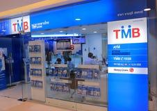 TMB Bank Thailand Royalty Free Stock Photos