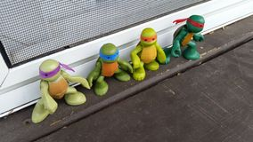 TMNT Royalty Free Stock Photography