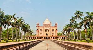 Túmulo de Safdarjung, Nova Deli Imagens de Stock Royalty Free