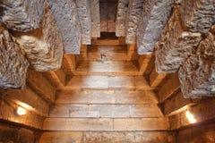 Túmulo em Kerch, Crimeia de Melek Chesmen, Ucrânia Imagens de Stock Royalty Free
