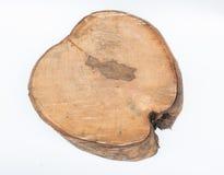 Tnący drewno Zdjęcia Stock