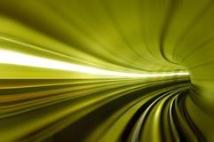 Túnel Imagen de archivo