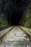 Túnel ferroviario Imagenes de archivo