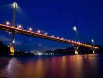 Tönen Sie Kau-Brücke Stockfoto