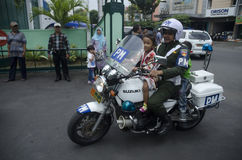 TNI印度尼西亚军事改组计划 库存图片