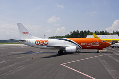 TNT, Boeing 737-300 stockfoto