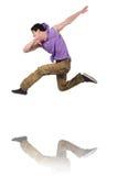 Tänzertanzentänze Lizenzfreie Stockfotografie