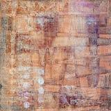 tło abstrakcjonistyczny rocznik Obrazy Royalty Free