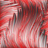 Tło abstrakta ogień Obraz Stock