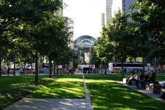 14to aniversario de 9/11 56 Imagen de archivo