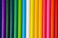 tło barwiący ołówek Zdjęcie Stock