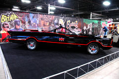 To the Batmobile! Royalty Free Stock Images
