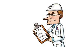 Free To Be An Engineer, Illustration Royalty Free Stock Photo - 102032325