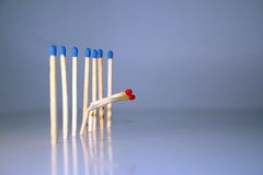 To be different royalty free stock photos