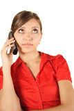 To be on hold Stock Photography