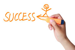 To be success Stock Photography