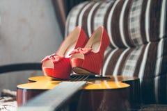 to buty kobiet Obrazy Stock