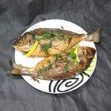 To cook dorado Royalty Free Stock Photo