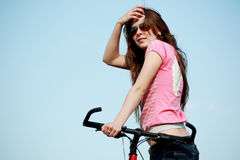 To Cycle Stock Image