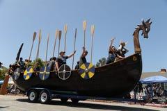 4to del Huntington Beach CA LOS E.E.U.U. del desfile de julio Foto de archivo libre de regalías
