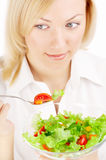 To eat or not to eat? Stock Images