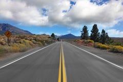 To the far mountains Royalty Free Stock Image