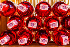 14to festival de vino internacional en Berehove Imagenes de archivo