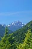 to góra poglądów Zdjęcia Royalty Free